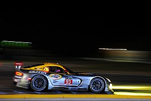 IMSA Breaking news Vipers searching for speed at Sebring