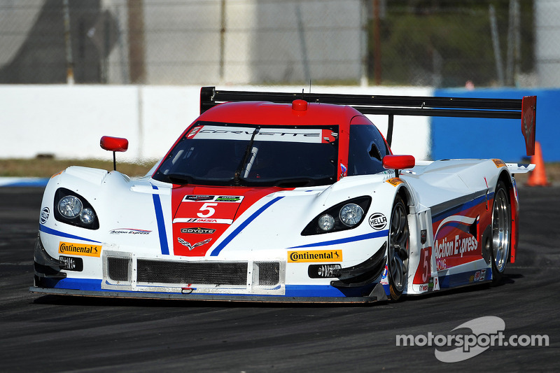 Bourdais exceeds expectations, wins pole for Saturday's 12 Hours Of Sebring