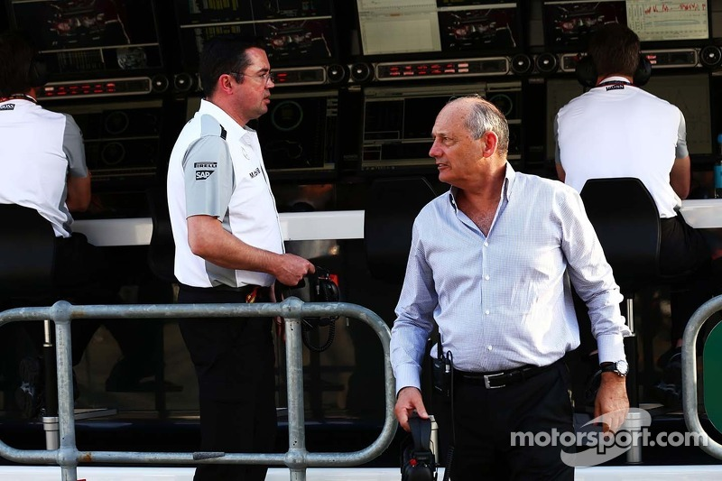 Boullier denies Dennis already interfering