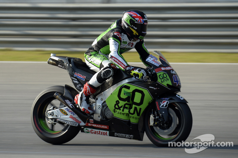 Scott Redding all set for season debut in Qatar