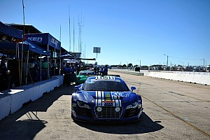 IMSA Race report Fall-Line Audi sees success in Sebring