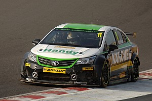 BTCC Preview Touring car race debut just one week away for rookie Belcher
