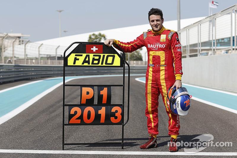 Fabio Leimer to test with Rebellion Racing