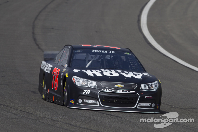Truex Jr. battle adversity with hard-fought performance in California