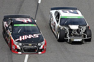 Brad Keselowski vows revenge on Sunday's race winner Kurt Busch