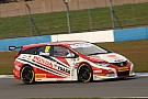 Honda makes BTCC history as Civic Tourer stuns on debut