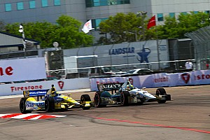 Mike Conway storms towards the front, takes 16th at St. Pete