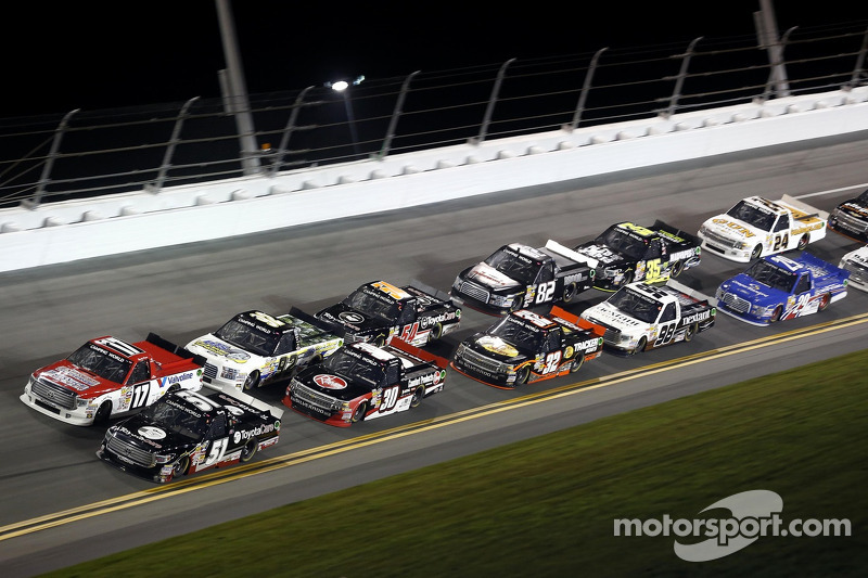 Three Camping World Truck Series teams penalized for rules infractions at Martinsville