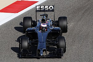 A not satisfying Q3 result for McLaren at Bahrain