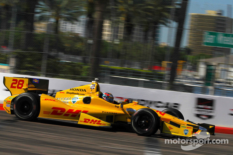 Andretti Autosport has a new Director of Motorsport Development