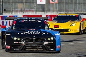 IMSA Qualifying report BMW Team RLL qualifies second and third at Long Beach