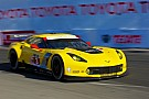 Corvette Racing at Long Beach: first victory for new Corvette C7.R