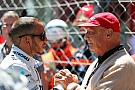 Lauda gave Hamilton 'money can't buy' reward