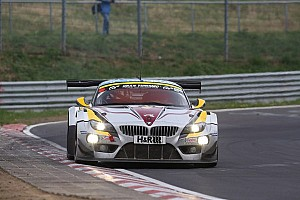 Marc VDS learning from experience at the Nordschleife