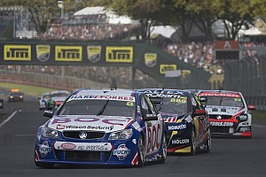 V8 Supercars Race report Race 1 at Auckland goes to Jason Bright