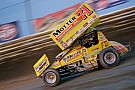 Saldana powers to second World of Outlaws STP Sprint Car win of '14