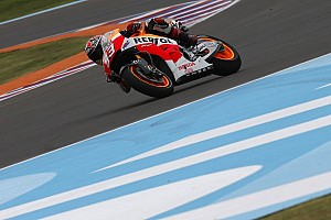 MotoGP Breaking news  Marquez continues his perfect run of 2014 and takes pole in Argentina