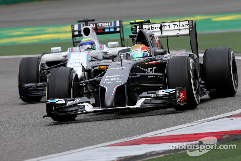 Sauber F1 team prepares for European season kick off