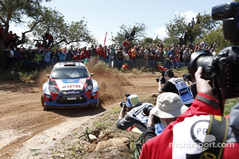 Kubica focused on the finish