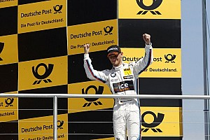 Historic victory in Hockenheim: Marco Wittmann guides the BMW M4 DTM to its maiden victory