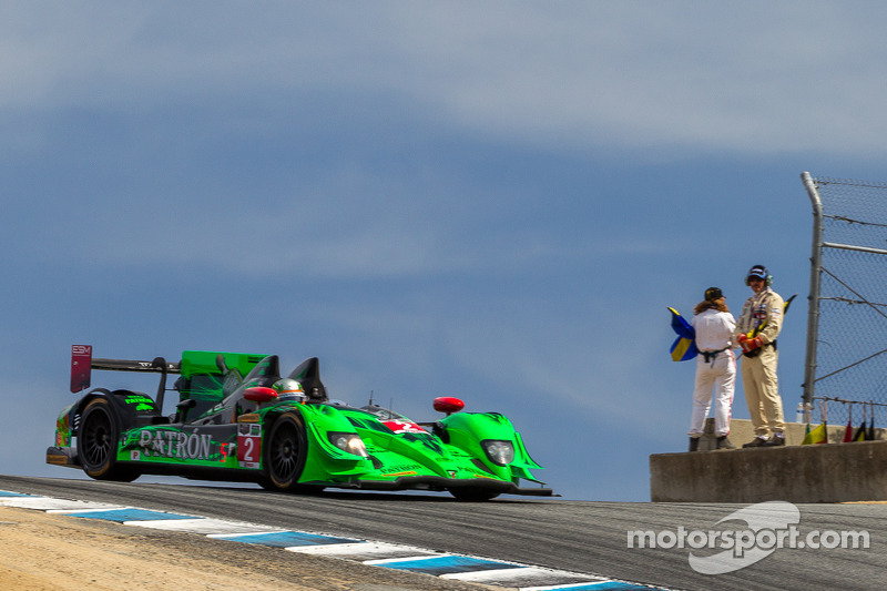 Van Overbeek and Brown victorious at Laguna Seca
