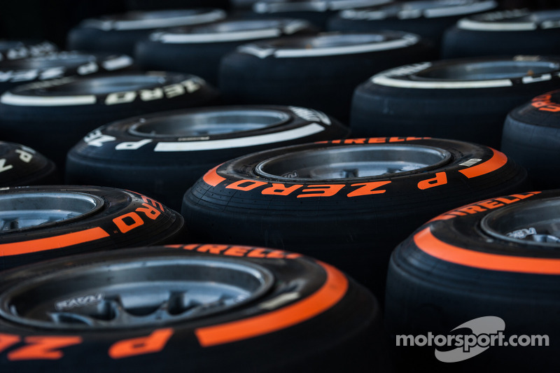 Pirelli brings more tyres to a Grand Prix than ever before
