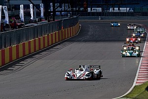 European Le Mans Preview JOTA Sport in European Le Mans Series points haul mission