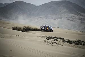 Dakar Breaking news Desafío Inca: endless dunes