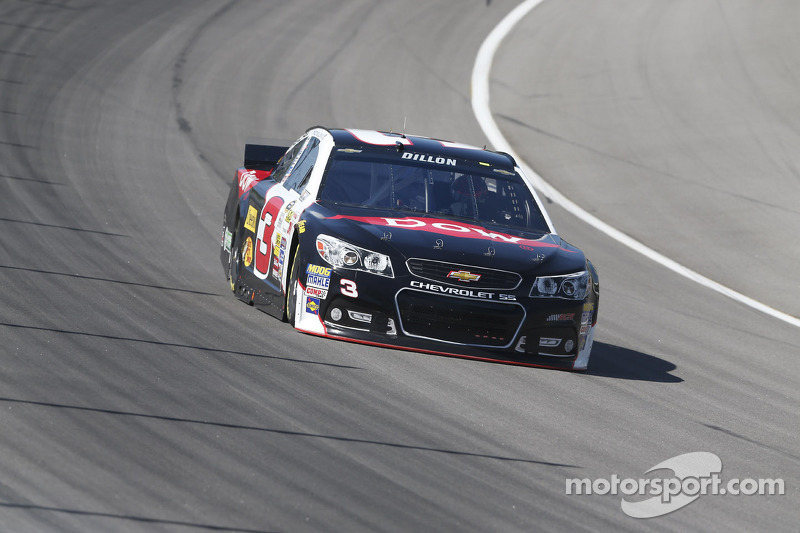 Dillon, other Richard Childress drivers prepare for Charlotte