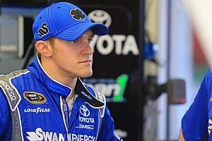 Parker Kligerman to stand-by for Kurt Busch at Charlotte