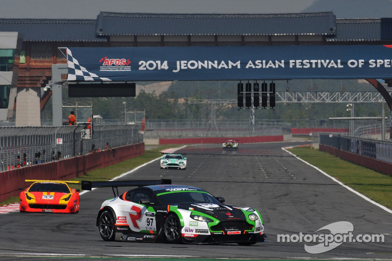 Craft-Bamboo Racing third in standings after Korean season-opener