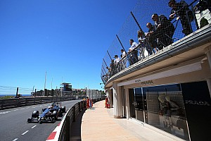 Mixed fortunes for McLaren on qualifying at Monaco