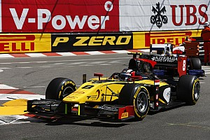 GP2 Race report Richelmi powers to home victory