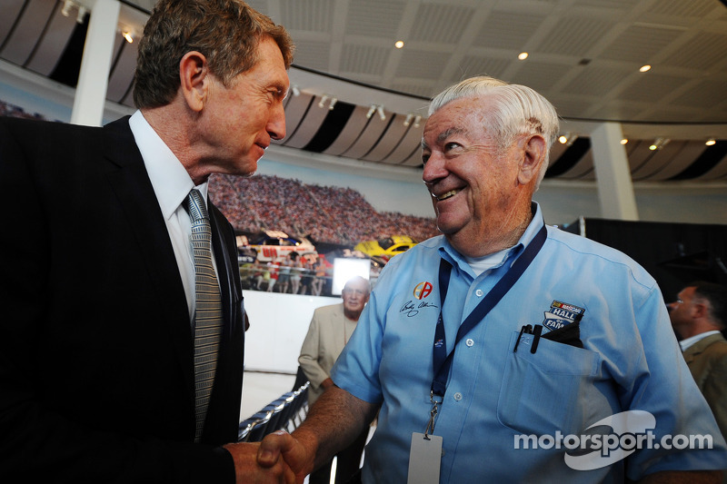Bill Elliott talks about his Hall of Fame nod