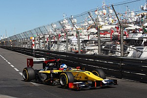 GP2 Race report DAMS scoops the jackpot thanks to Palmer and Richelmi!