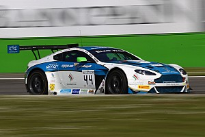 Strong team performance nets Oman Racing first 2014 Blancpain points