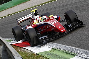 First lap crash hampers Merhi in Spa good recovery for Mavlanov