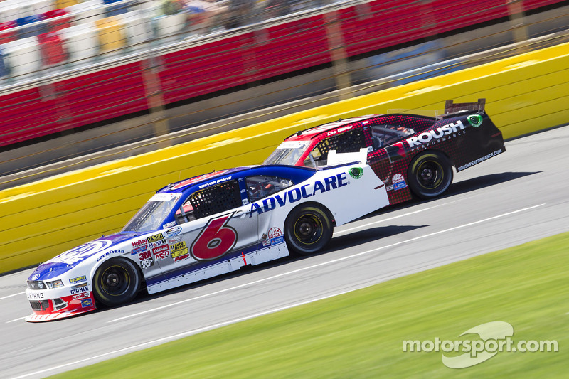 Bayne earns a solid second-place finish in Dover