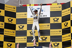 DTM Race report Marco Wittmann claims DTM win number two of the season for BMW