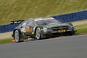 DTM Race report Mercedes' Wickens placed eleventh in the third race of the season in Budapest