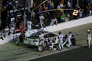 More changes on pit road for the Miller Lite Brew Crew