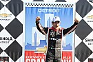 Team Penske Belle Isle Race Two report