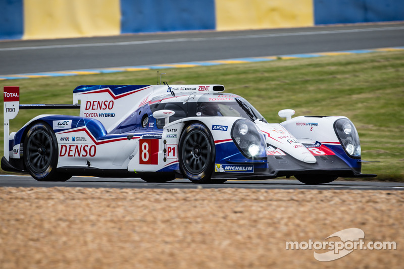 Toyota Racing set to take on Le Mans
