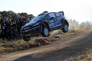 WRC Stage report Hirvonen takes early lead in Italy