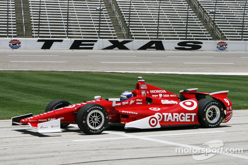 Ganassi dominates opening practice session at Texas