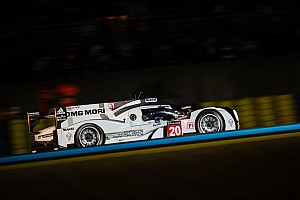 Le Mans Qualifying report Porsche's Brendon Hartley holds provisional pole in qualifying