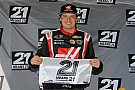 Record-breaker: Cole Custer wins the pole for Gateway