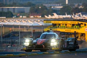 Late heartbreak denies Brundle class victory at Le Mans