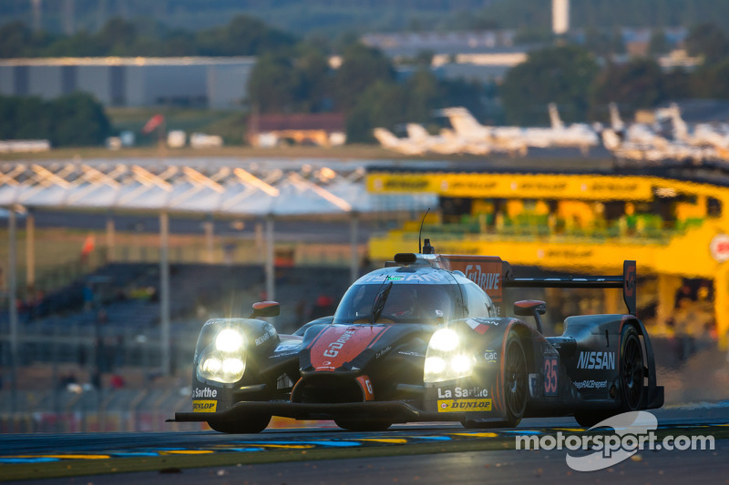 Late heartbreak denies Brundle class victory at Le Mans