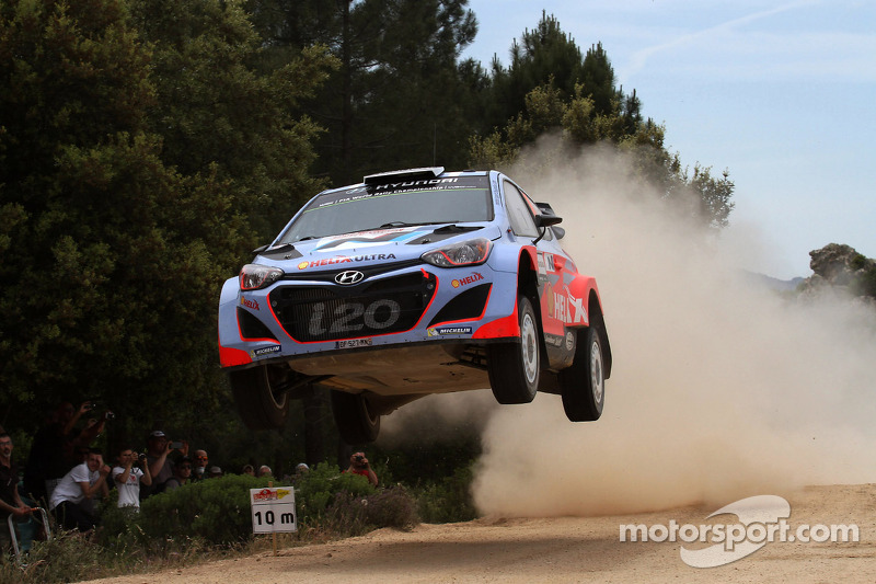 Paddon and Hyundai keen to tackle fast Polish WRC stages